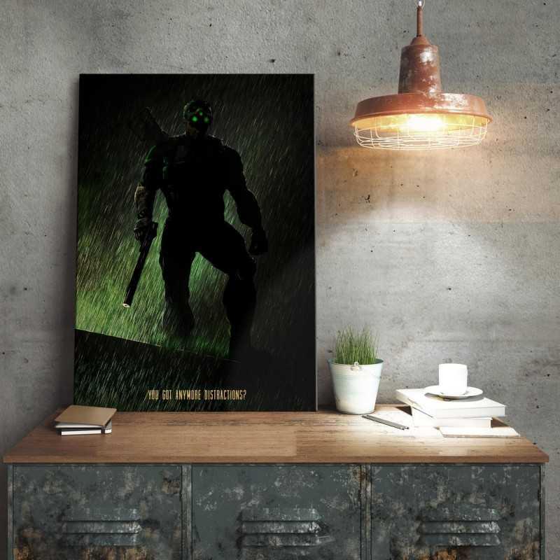 Poster Héros de jeux vidéo