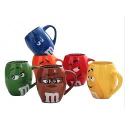 Mug géant M&MS