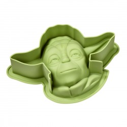 Moule à Gâteau Yoda silicone