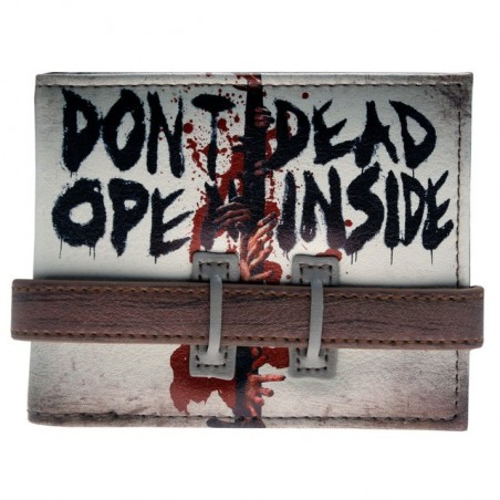 Portefeuille The Walking Dead d'ont open