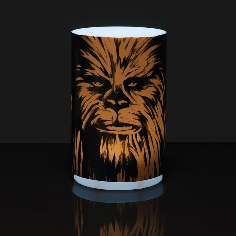 Mini Lampe Star Wars Chewbacca