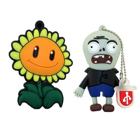 Clé usb Plant vs Zombie