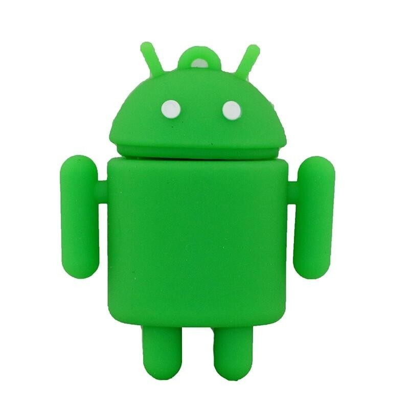Clé usb Robot Android
