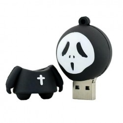 Clé usb Halloween masque