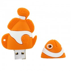 Clé usb poisson clown Nemo
