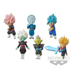 Lot 6 Figurine WCF volume 7 Dragon Ball Super