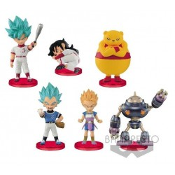 Lot 6 Figurine WCF volume 8 Dragon Ball Super