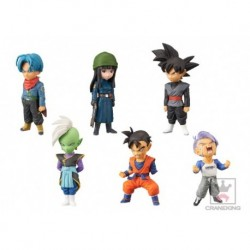 Lot 6 Figurine WCF volume 6 Dragon Ball Super