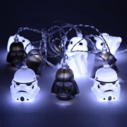 Guirlande lumineuse Star Wars Dark Vador and Stormtrooper