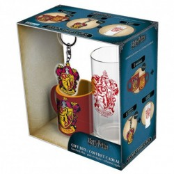 Coffret Cadeaux Mug Harry Potter Gryffondor