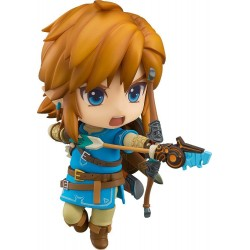 Figurine Nendoroid Link Zelda Breath Of Wild