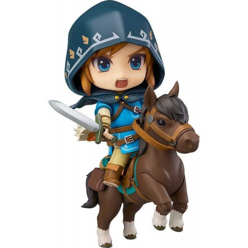 Figurine Nendoroid Link Zelda Breath Of Wild DX Edition