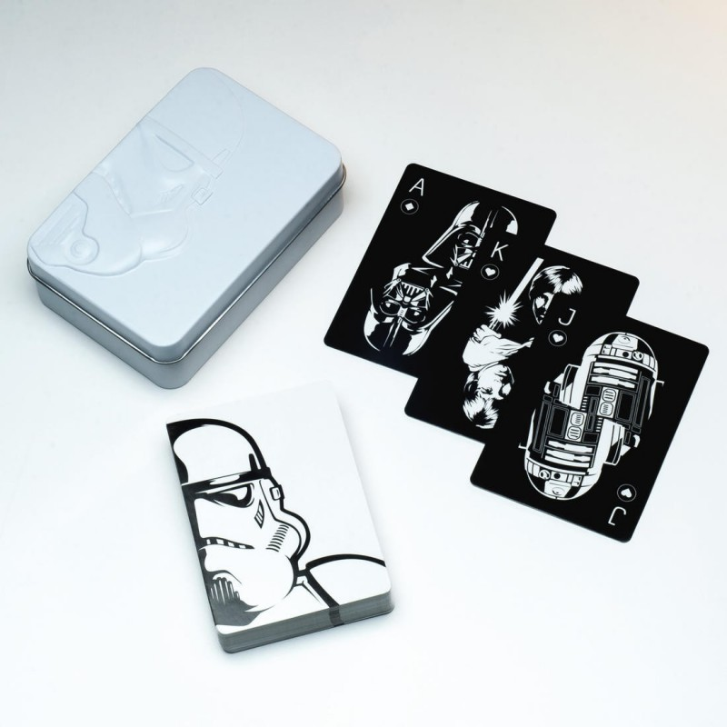 Jeux de 52 Cartes Star Wars