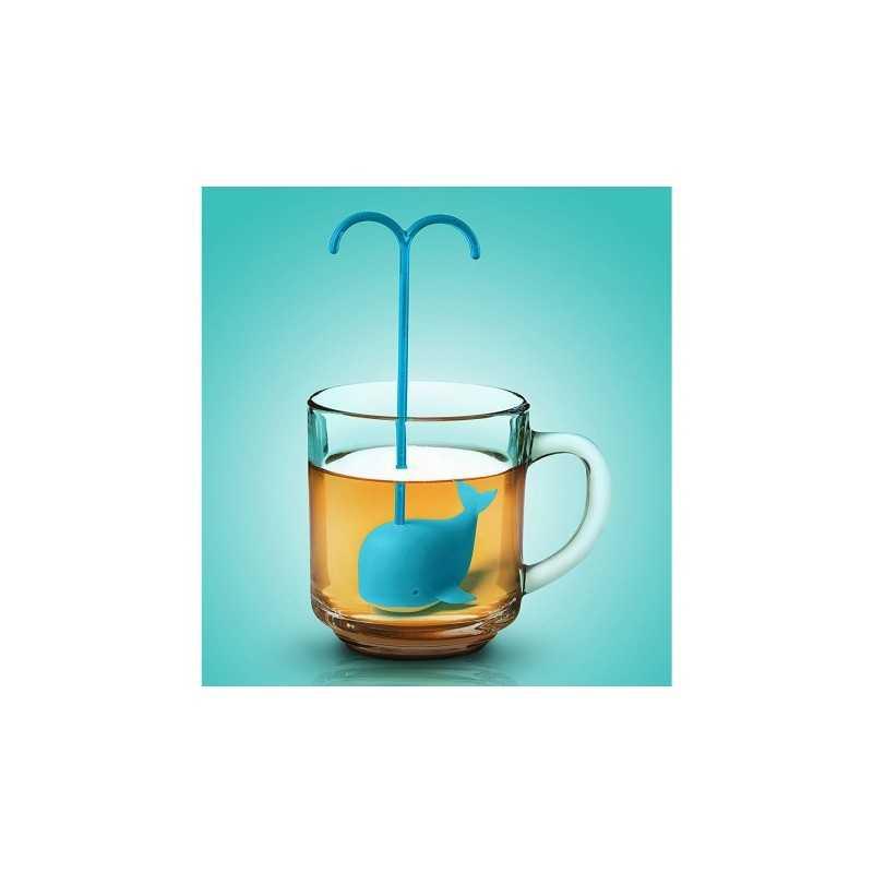 Infuseur de thé Baleine