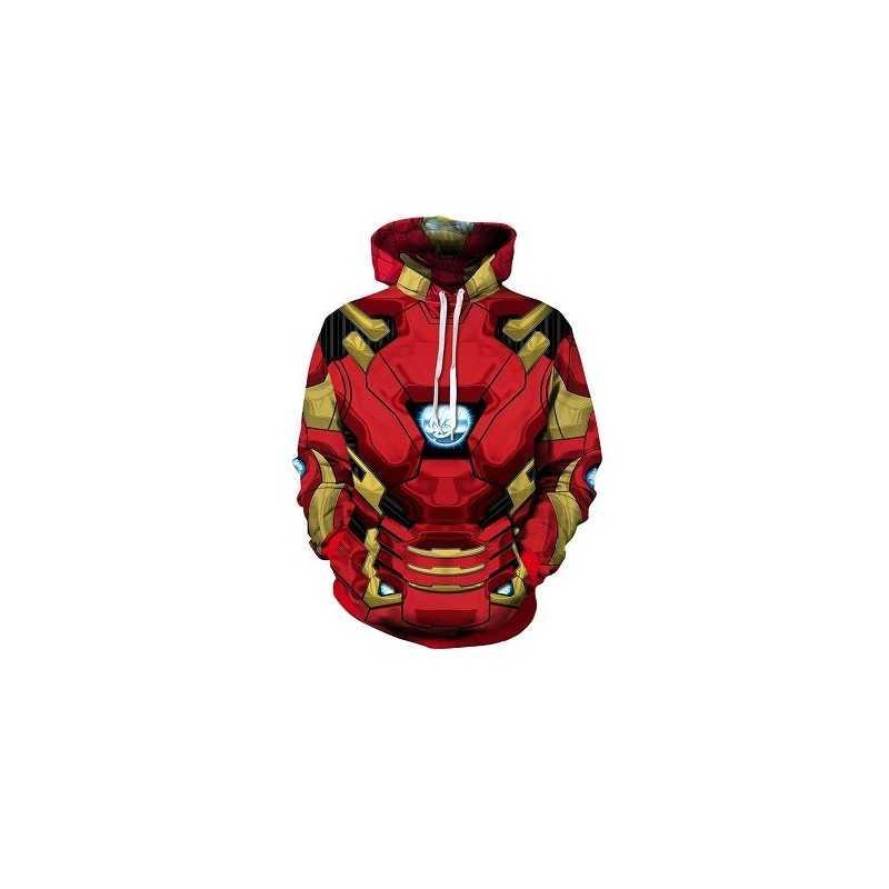 Hoodie Iron Man