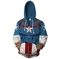 Hoodie Captian America