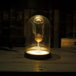 Lampe Harry Potter Golden snitch