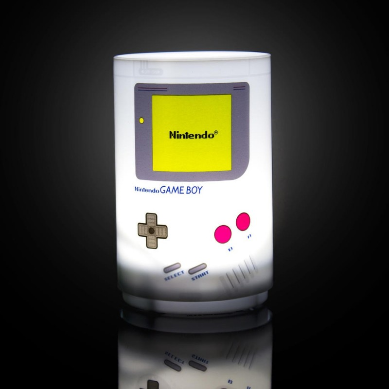 Mini Lampe Game Boy