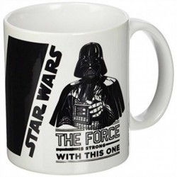 Mug Star Wars Dark Vador La force