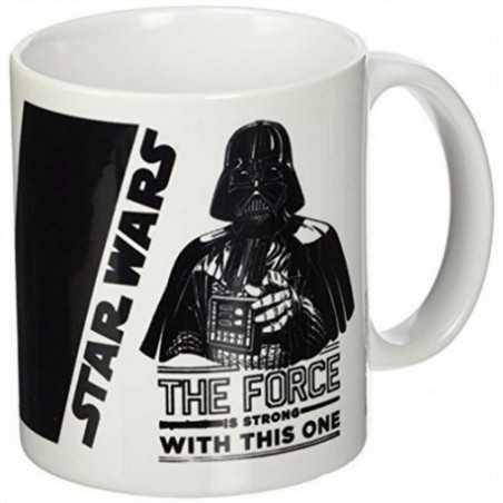Mug Star Wars Dark Vador La force