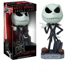 Figurine Bobble Head Jack Skellington