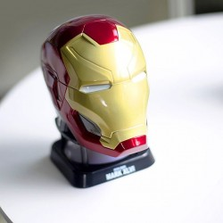 Mini Haut-parleur bluetooth Iron Man Mark 46