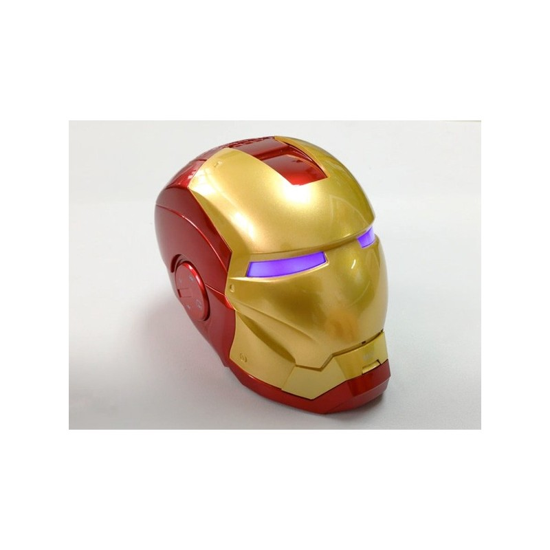 Mini Haut-parleur Iron Man