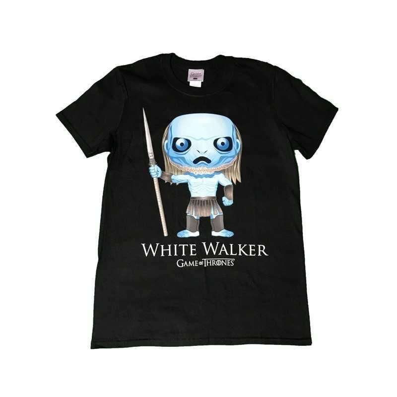 T-shirt Game Of Thrones White Walker