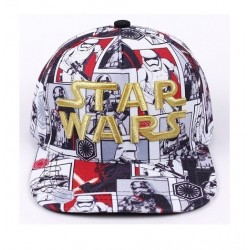 Casquette Star Wars mosaïque Stormtrooper