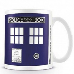 Mug Tardis Doctor Who