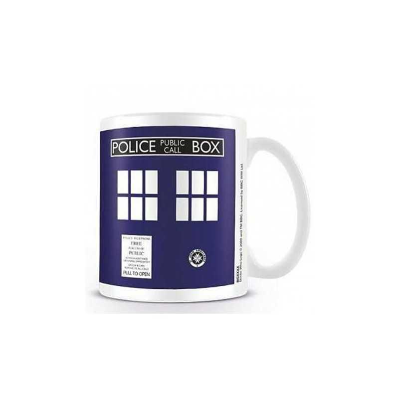 Mug Tardis Doctor Who