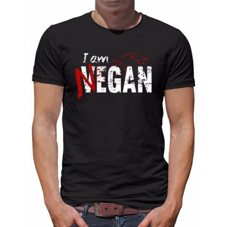 T-Shirt Walking Dead I am Vegan