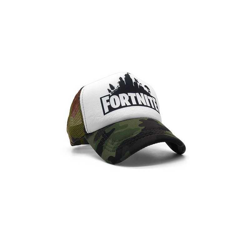 Casquette camouflage Fortnite
