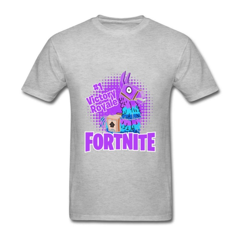 T-Shirt Fortnite Victory Royale Lucky Lama