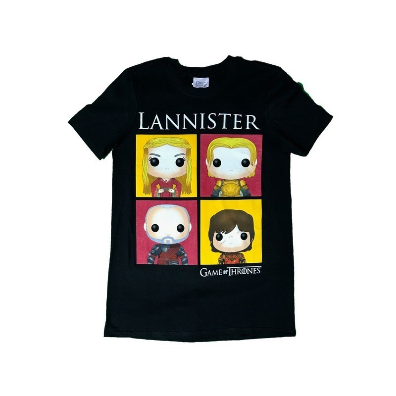 T-shirt Game Of Thrones Funko Lannister