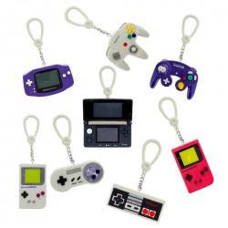Tirette zip sac à dos Consoles Nintendo