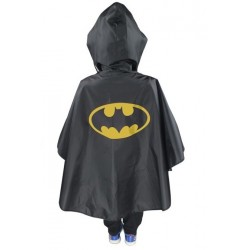 Poncho Impermeable Batman enfant