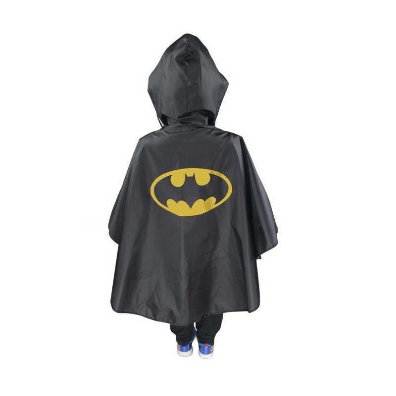 Impermeable Batman enfant