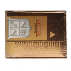 Portefeuille cartouche Zelda