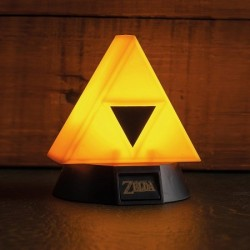 Lampe Zelda triforce