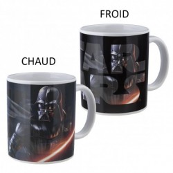 Mug Dark Vador Star Wars Thermoreactif