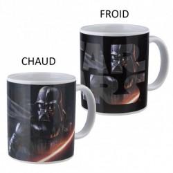 Mug Dark Vador Star Wars Thermoreactif