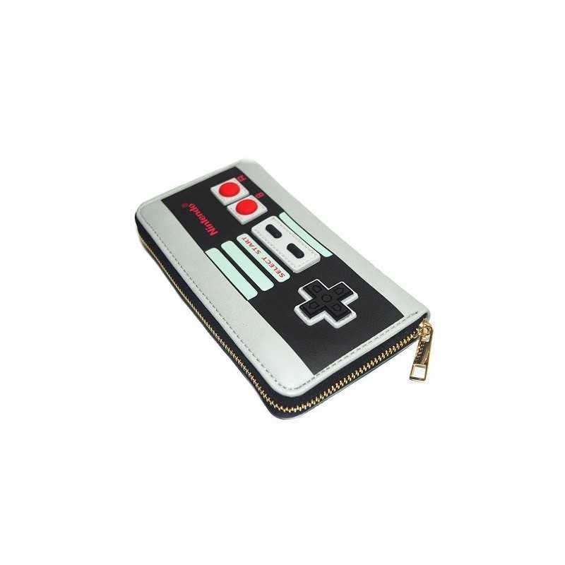 Porte Monnaie Manette NES