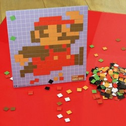 Pixel Craft Super Mario