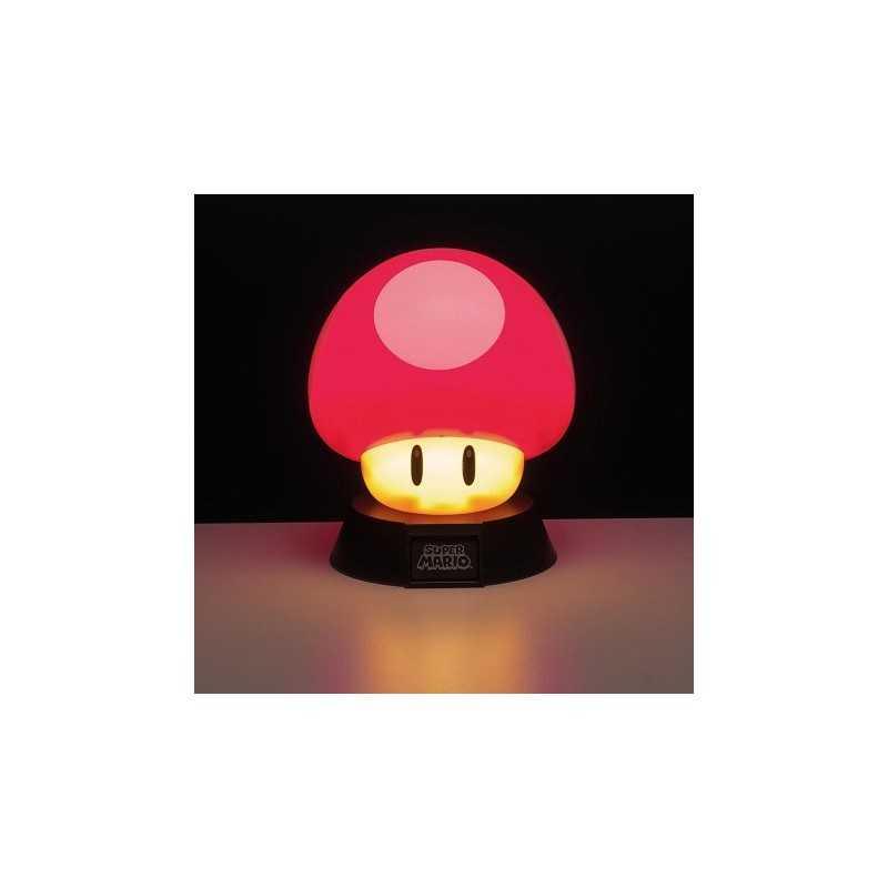 Mini Lampe Champignon Super Mario