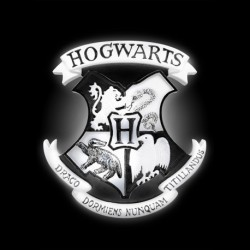 Lampe Harry Potter Hogwarts
