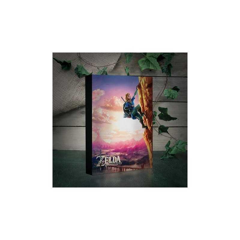 Lampe Zelda Luminart