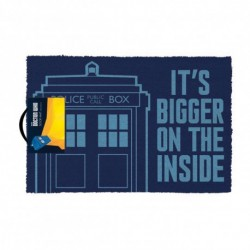 Doctor Who Door Mat