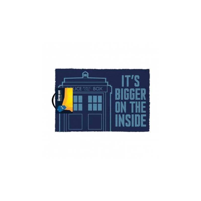 Doctor Who Door Mat
