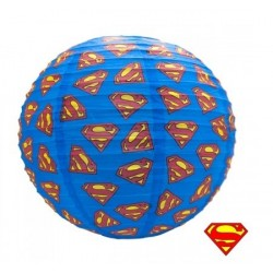 Abat jour plafond Superman